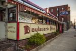 Boulevard Diner on Shrewsbury Street, Worcester, MA