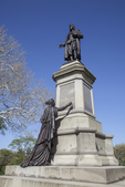 The Roger Williams monument in Providence Rhode Island