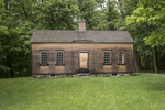 The historic Robbins House was the home of former slave and Revolutionary War veteran Caesar Robbins