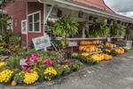 Farmstand at Red Apple Farm in Phillipston, MA