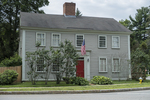 Colonial home in Groton, MA