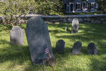 The Old Burying Ground in Groton, MA
