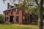The Wright Tavern, Minuteman Headquarters, April 19, 1775 in Concord, MA