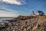 Eastern Point Lighthouse in Gloucester, MA
