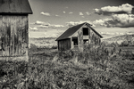 An old farm in Ashfield, MA