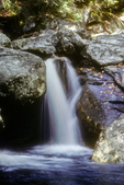 Cascade Brook in the  White Mountains of New Hampshire