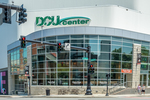 The DCU Center in Worcester, MA