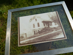 Picture of a home that was on the Dana Common before it was demolished to build the Quabbin Reservoir