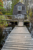 Boathouse at The Old Manse, Concord, MA