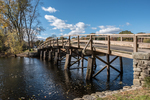 The Old North Bridge, Concord, MA
