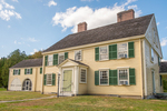 The Major John Buttrick House in Concord, Massachusetts