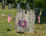 The Old Hardwick Cemetery in Hardwick, MA
