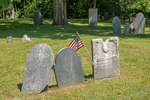 The Old Hardwick Cemetery on the town common in Hardwick, MA