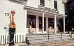 Plymouth, VT - the birthplace of President Calvin Coolidge. This is his family store.