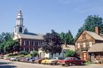 Old Deerfield Village in Deerfield, MA