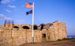Fort Popham, Phippsburg, Maine.