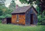 Henry David Thoreau's cabin in Concord, MA
