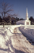 The Martha Mary Chapel in Sudbury, MA