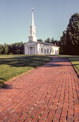 Tha Martha Mary Chapel in Sudbury, MA
