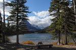 Two Medicine Lake Glacier NP