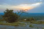 Enchanted Rock Sunset Texas