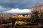 Cunningham Dog Trot Cabin Homestead, Jackson Hole, Wy.