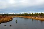 Madison River fisherman Yellowstone National Park