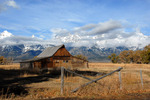 T.A. Moulton Barn - Mormon Row Jackson Hole Wyoming