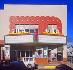 SF 2143.  The historical Gila Theatre, Silver City, NM