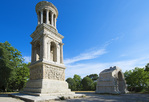 D800e 49.  Perhaps the most spectacular remains of Glanum.  St. Remy de Provence, France.