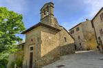 D800e 285.  A private, midieval chapel in Cortona. Tuscany, Italy.