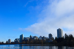 Vancouver from Lost Lagoon