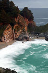 McWay Falls, Julia Pfeiffer Burns State Park. Big Sur Coast, California.