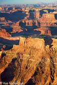 Dead Horse Point State Park and Island in the Sky District, Canyonlands National Park, near Moab, Utah.