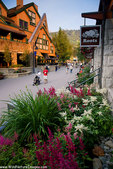 Whistler Village, Whistler, British Columbia, Canada.