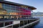 Vancouver Convention Center, Vancouver, British Columbia, Canada.