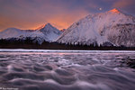 Resurrection River, Seward, Alaska.