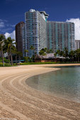 Hilton Hawaiian Village, Waikiki Beach, Honolulu, Hawaii.