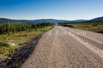 Route 510 in Labrador: the new gravel road between Port Hope Simpson and Cartwright, Newfoundland and Labrador