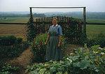 Sister Edeltraut's Garden