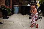 Toddler's body language