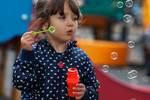 Blowing bubbles #2